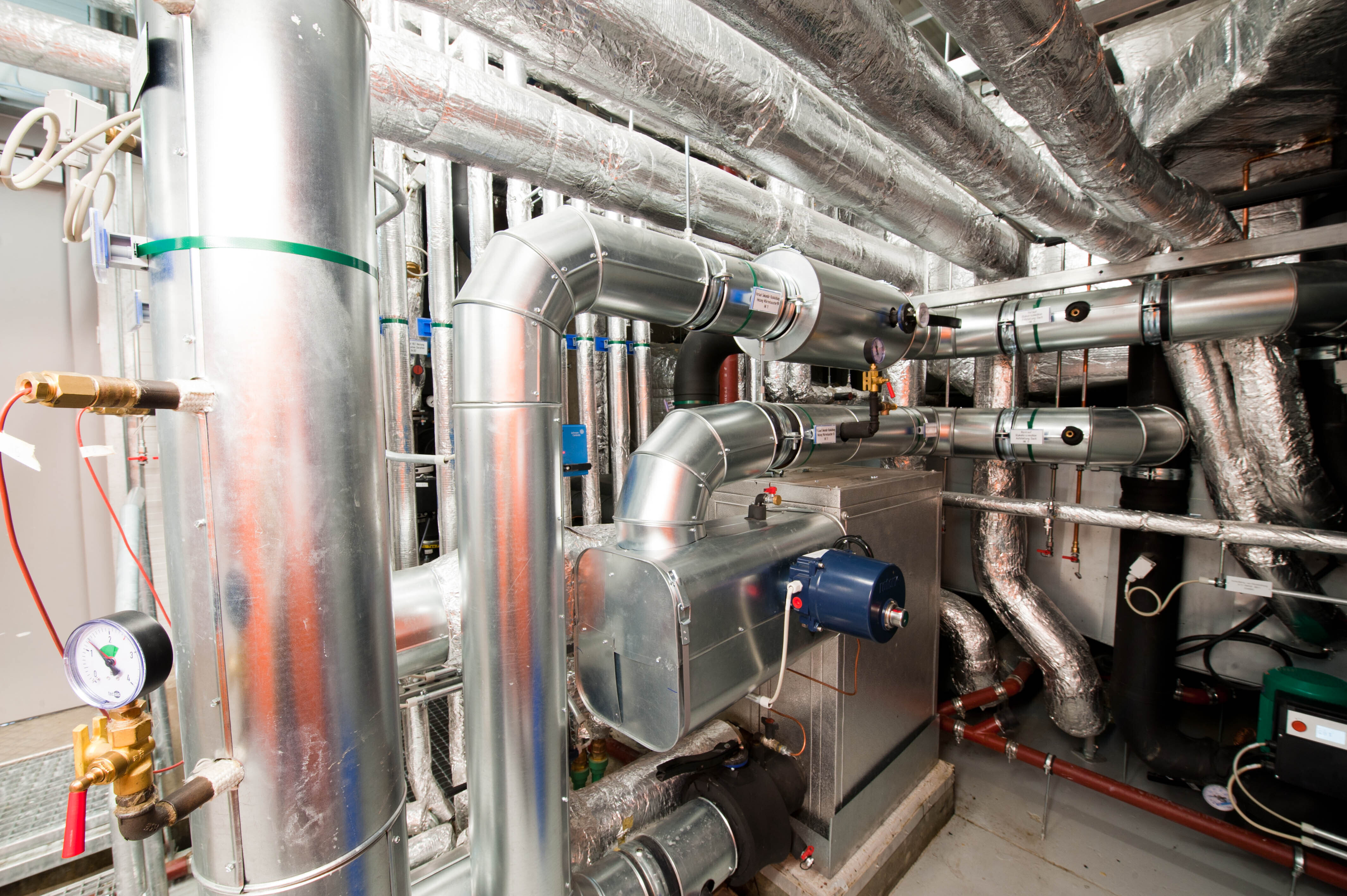 E.ON ERC HVAC equipment