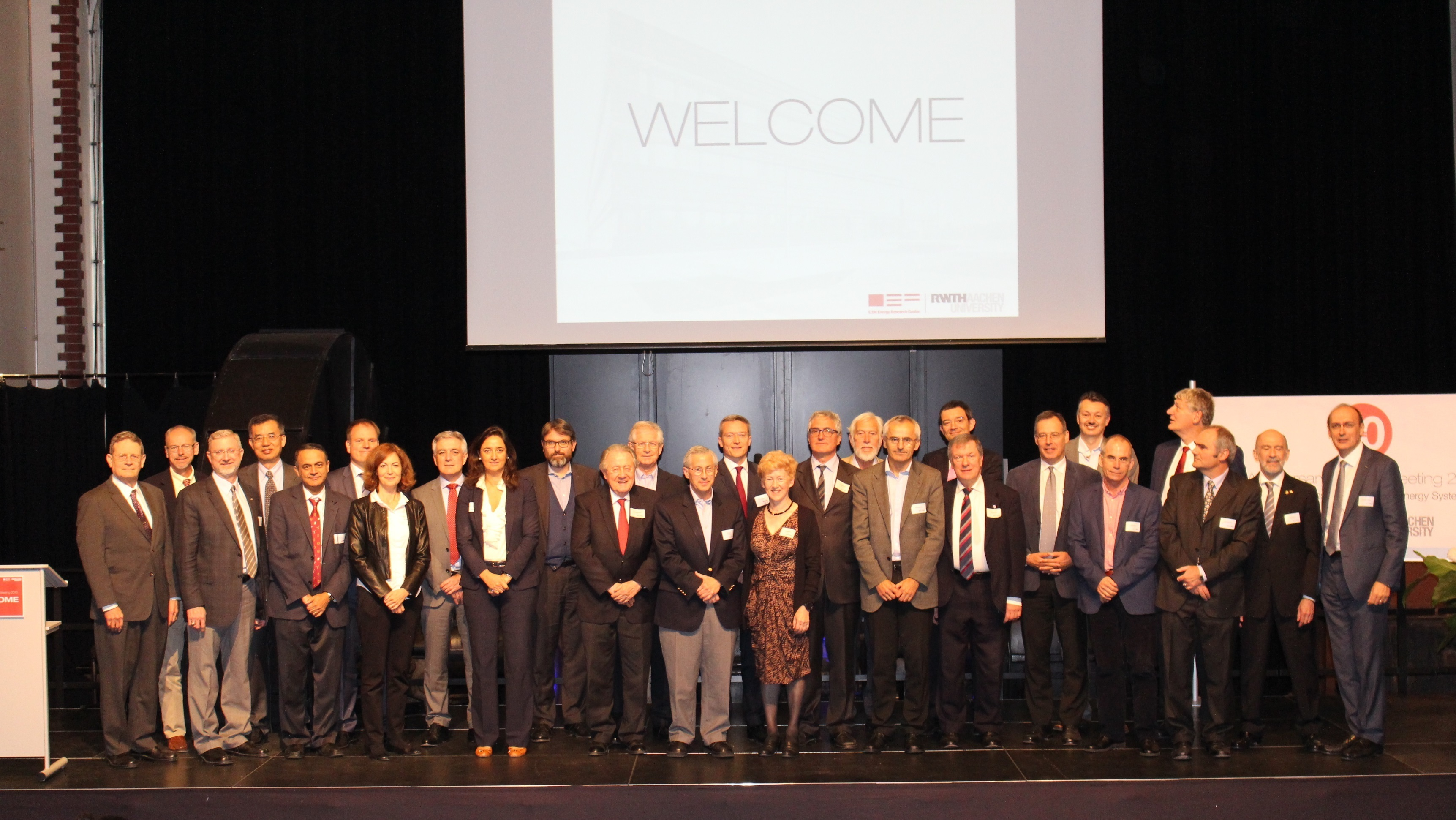 Anniversary Annual Meeting 2016 im ENERGETICON